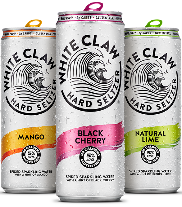 White Claw® Hard Seltzer | Made Pure®