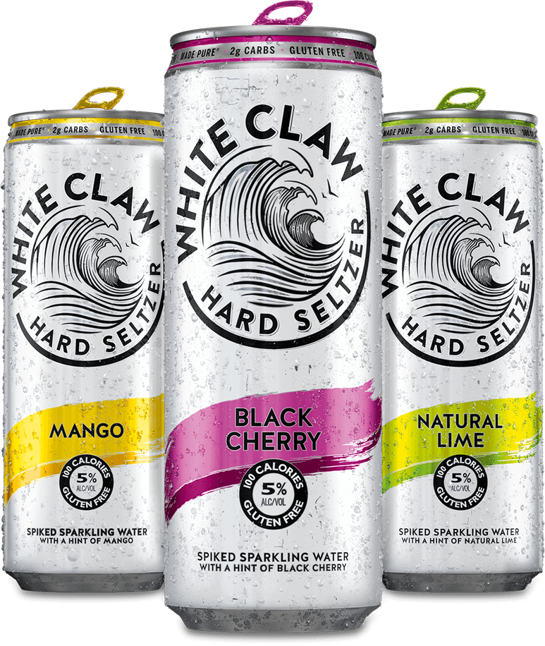 Whiteclaw 3 cans image