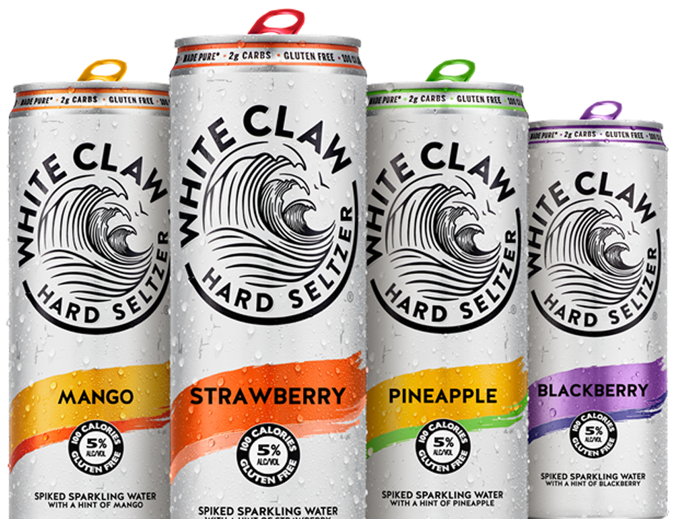 White Claw® Hard Seltzer Variety Pack 3