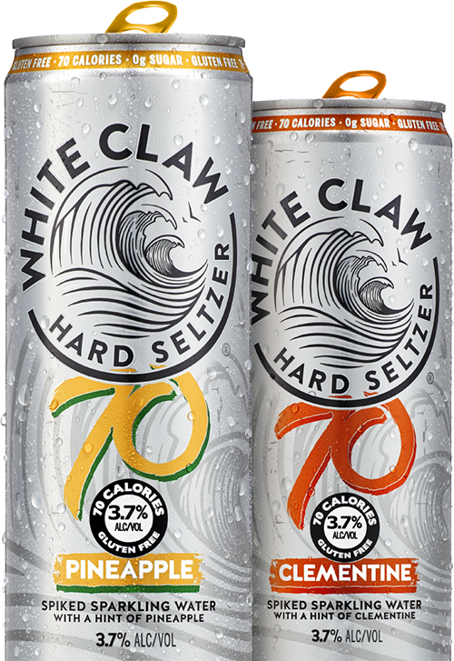 Introducing White Claw 70