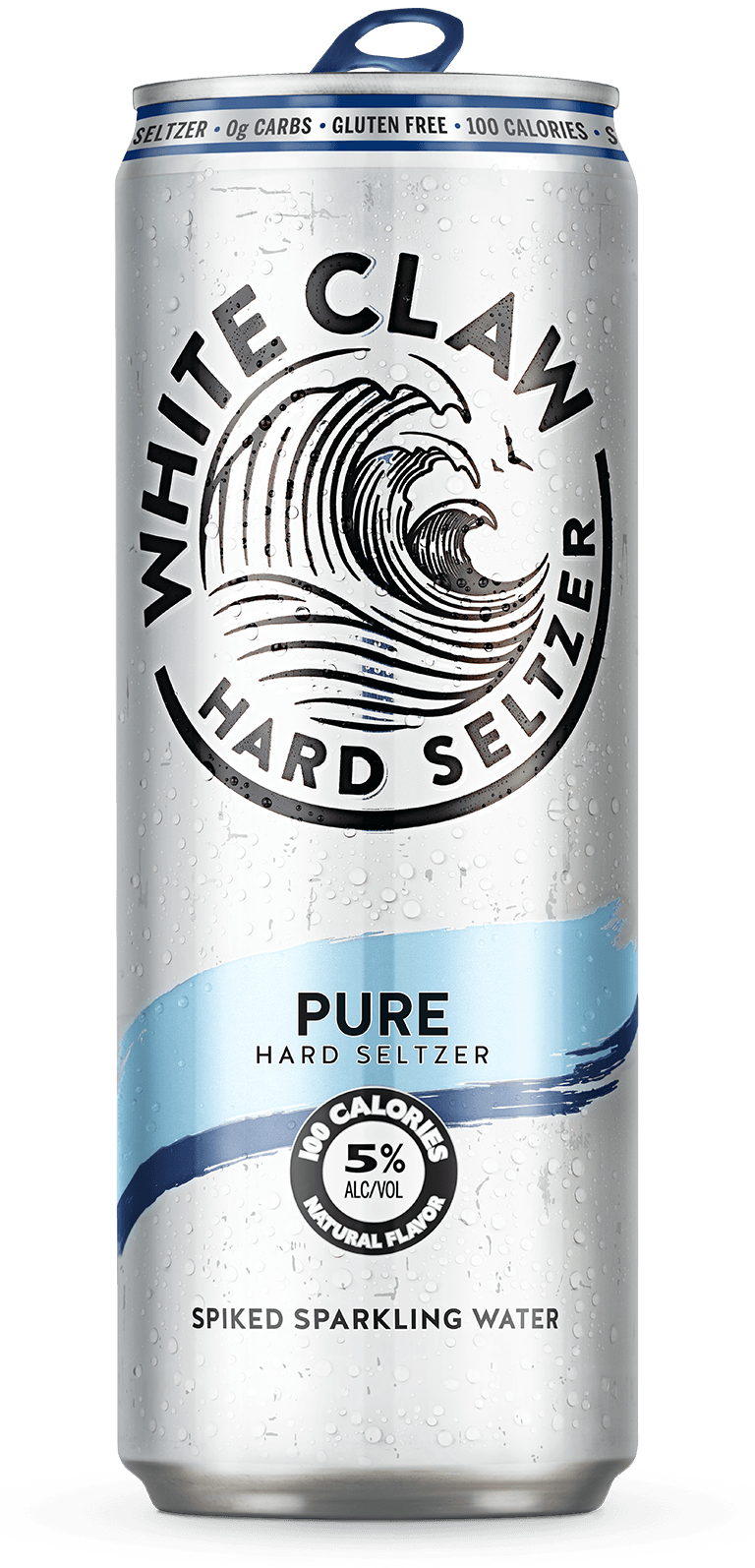White Claw Pure Can