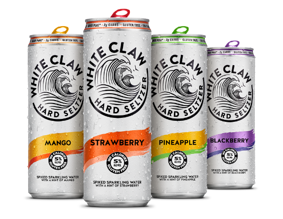White Claw New Flavors